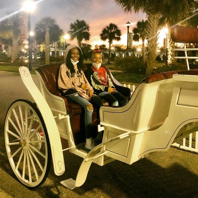 free carriage rides in Myrtle breach