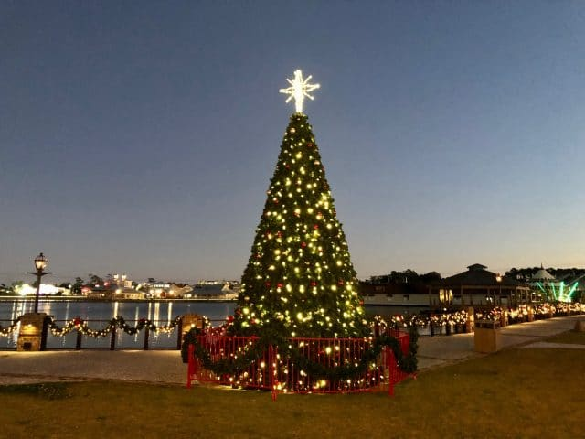 holidays in myrtle beach christmas tree